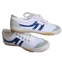 Giày bata Thượng Đình trắng sọc