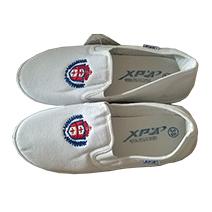 Giày vải xp màu trắng