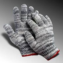 Găng tay len xám 50g
