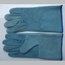 Găng tay da hàn 2 lớp